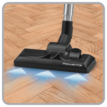 COMPACT POWER  CYCLONIC PARQUET