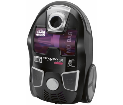 X-Trem Power Cyclonic noir rose fuschia