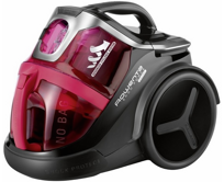 Ergo Force Cyclonic noir/rose fuschia